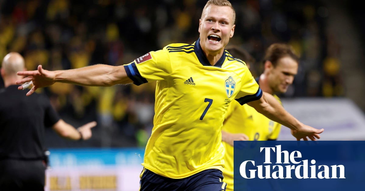 World Cup qualifying roundup: Sweden beat Spain; Bulgaria earn surprise point