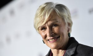 Glenn Close is nominated for a best actress Oscar for her performance in The Wife.