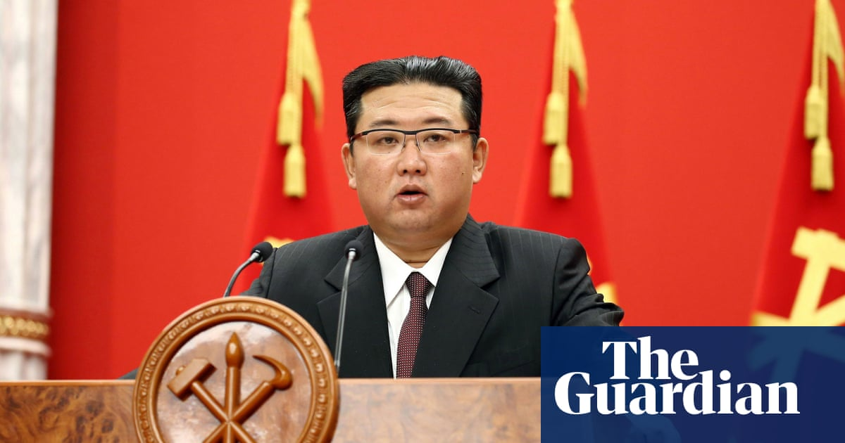 North Korean leader Kim Jong-un marks 76th anniversary of ruling party – video