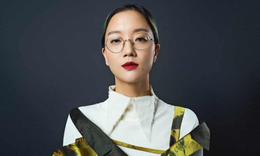 Christine Sun Kim.
