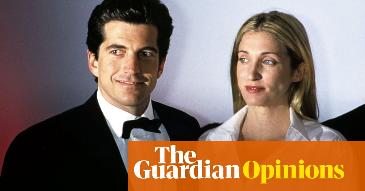 A rich New York playboy with a famous surname – what if JFK Jr had lived?
