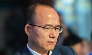 Guo Guangchang had 'finalised' helping the authorities and had 'returned home safely' on Monday.