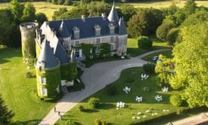 Château de la Côte, Dordogne, France.