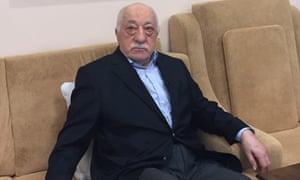 Fethullah Gülen in his home in Saylorsburg, Pennsylvania.