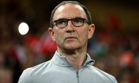 Martin O'Neill confirmed as new manager of Nottingham Forest