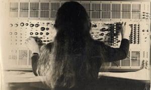 Eliane Radigue, French electronic music composer
