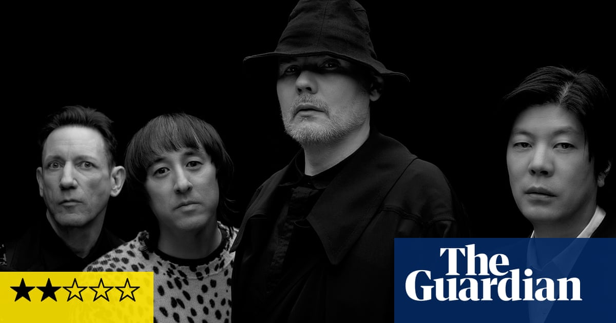 Smashing Pumpkins: Cyr review – infinite flatness