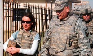 Emma Sky worked for three years as political adviser to General Odierno, the commander of US forces in Iraq.