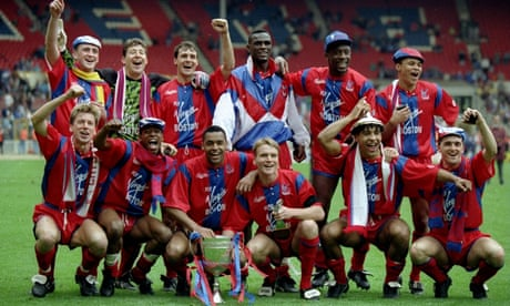 My favourite game: Crystal Palace make history in the ZDS Cup final | Ed Aarons
