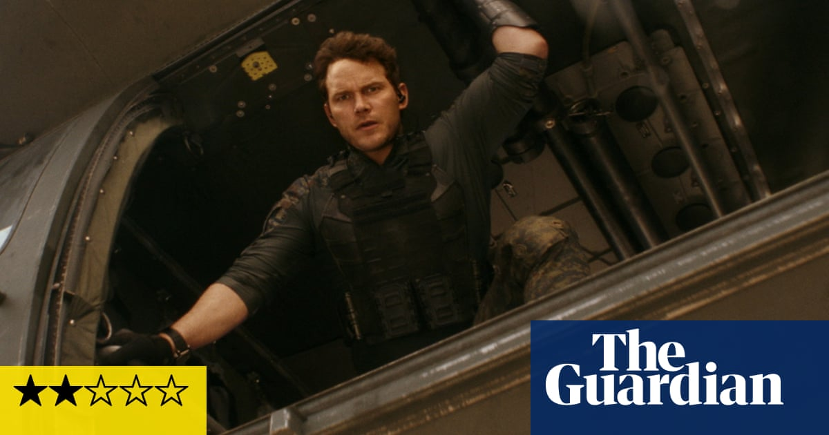 The Tomorrow War review – time stretches in Chris Pratt's alien-invasion sci-fi