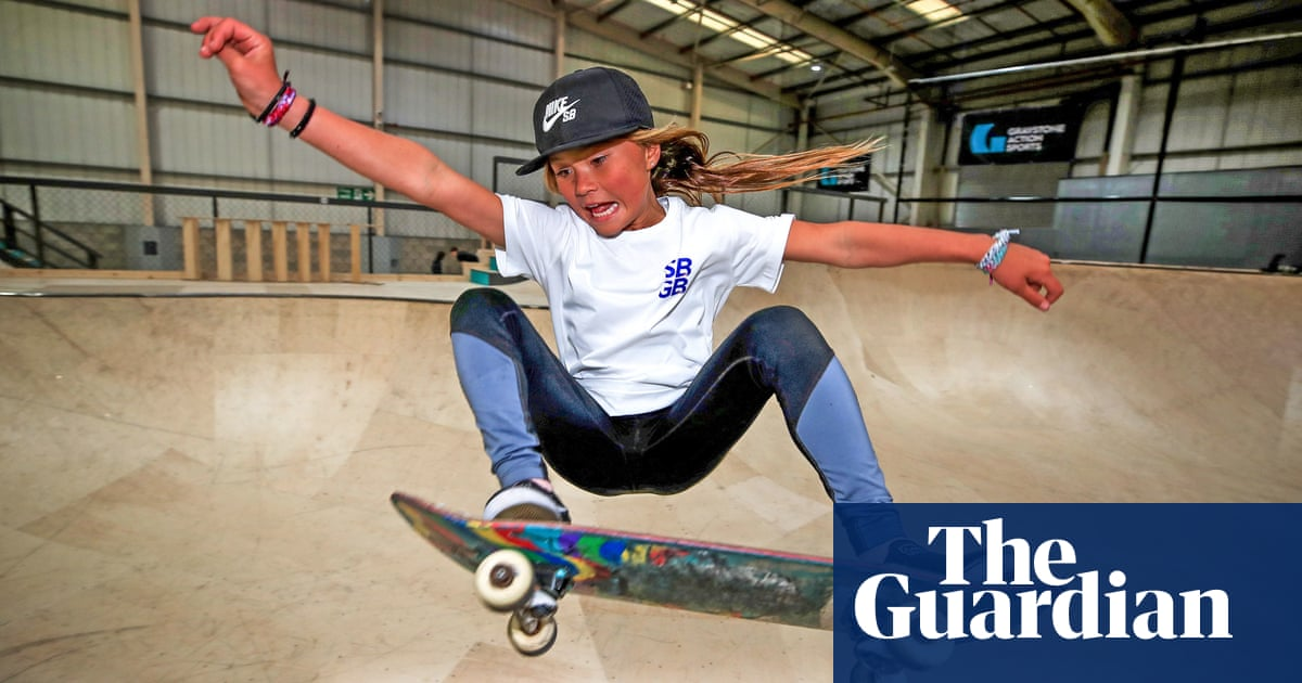 Skateboarder Sky Brown to become youngest British summer Olympian