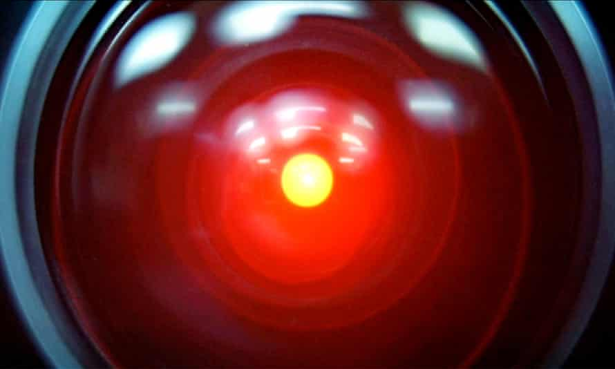 HAL from Stanley Kubrick's 2001: A Space Odyssey. 'Handing over life-changing decisions to machine-learning algorithms is always risky.'