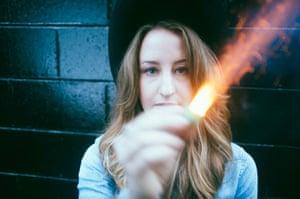 Margo Price: 'her vocals burn'.