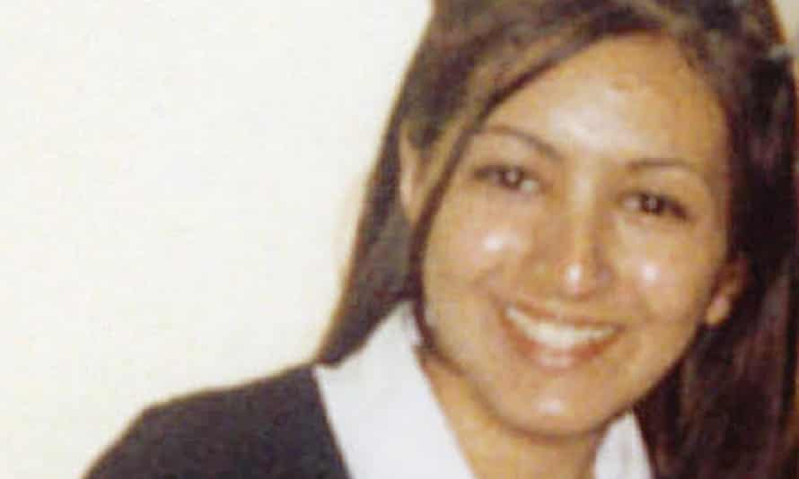 Shafilea Ahmed, a 17-year-old from Warrington who was killed by her parents in 2003.