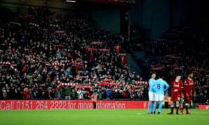 Liverpool And Manchester City Set For Battle In Front Of Anfield