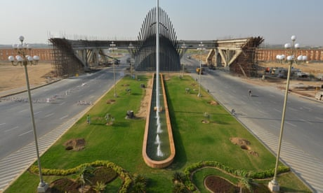 'Inspired by Central Park': the new city for a million outside Karachi