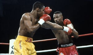 Boxing hall of famer Pernell Whitaker dies at age of 55 in