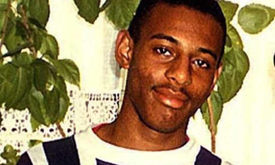 Stephen Lawrence, who was stabbed to death in Eltham, south-east London on 22 April, 1993.