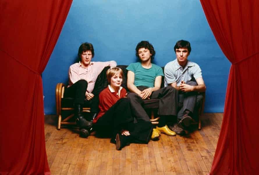 Talking Heads in 1978