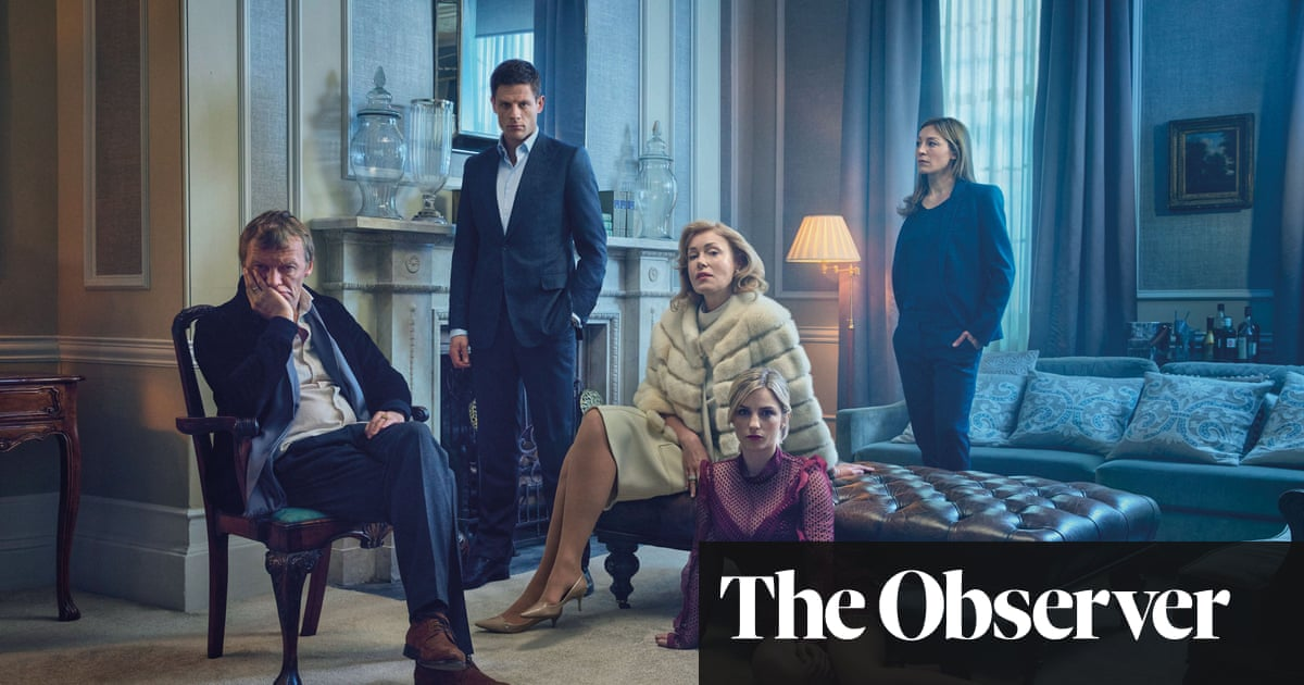 English Toffs And Russian Gangsters Make McMafia A TV Drama With Global Ambition