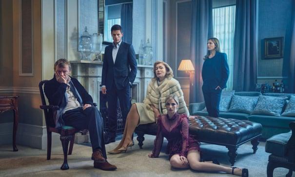 English toffs and Russian gangsters make McMafia a TV drama