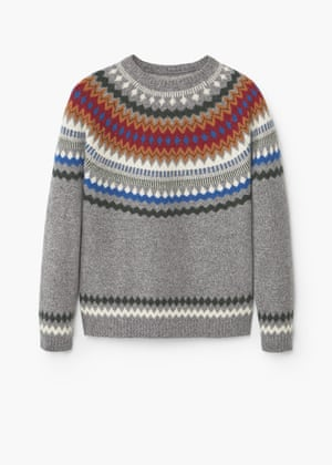 Guide to men's Fair Isle Jumpers: the wish list - in pictures ...