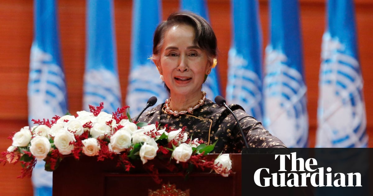 Aung San Suu Kyi: lawyers seek prosecution for crimes against humanity