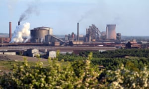 British Steel went into administration in May.