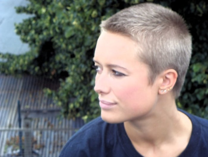 When A Woman Crops Her Hair It Can Send A Powerful Message