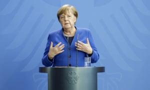 Angela Merkel's departure will dominate German politics this year.