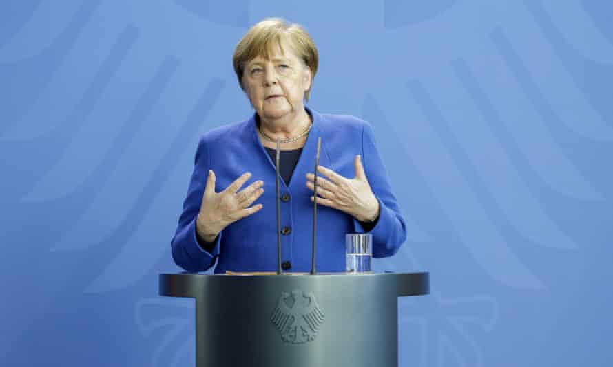 Angela Merkel's departure will dominate German politics this year.
