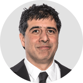 Hossein Amini. Circular panelist byline.DO NOT USE FOR ANY OTHER PURPOSE!