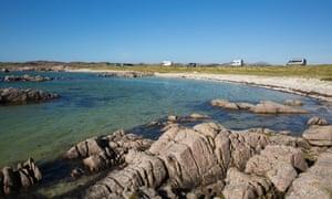 Fidden beach, Ross of Mull.