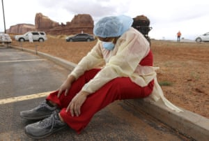 This week, the health authority for the Navajo Nation, which includes areas of Arizona, Utah and New Mexico, reported 1,197 positive coronavirus cases and 44 deaths.