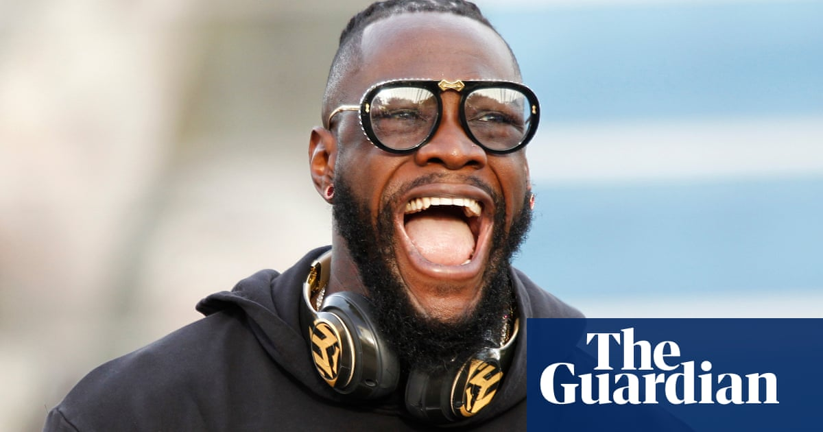 Deontay Wilder talks tough after brooding buildup to Tyson Fury fight