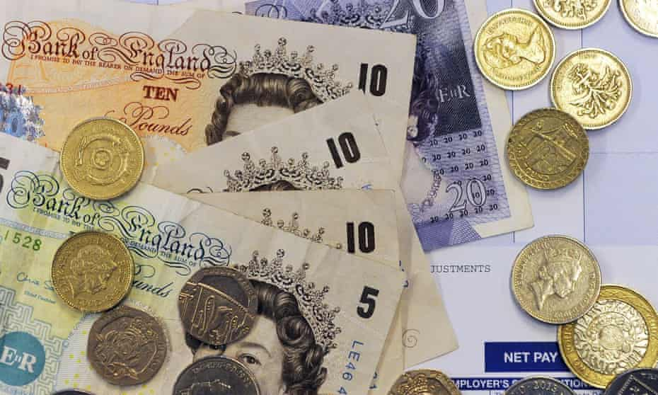 The current national living wage demands employers pay at least £7.20 staff aged 25 and over.
