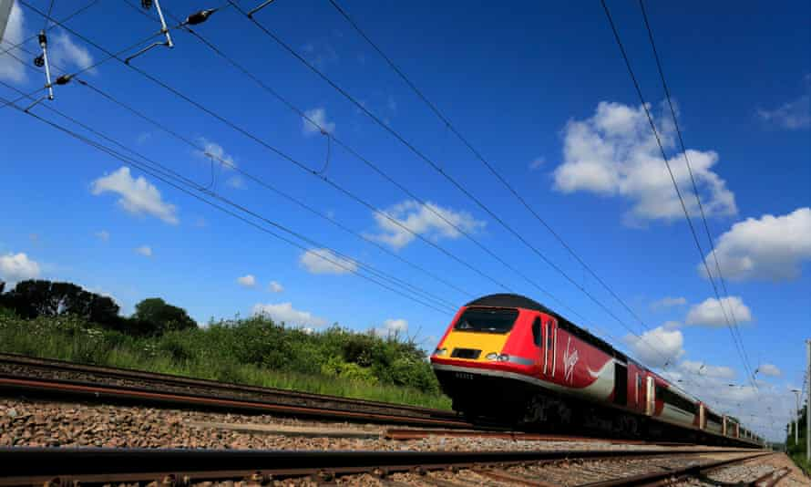 Stagecoach moves to increase Virgin East Coast revenues
