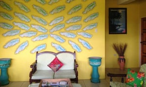 Harris's Jungle Guesthouse Tobago