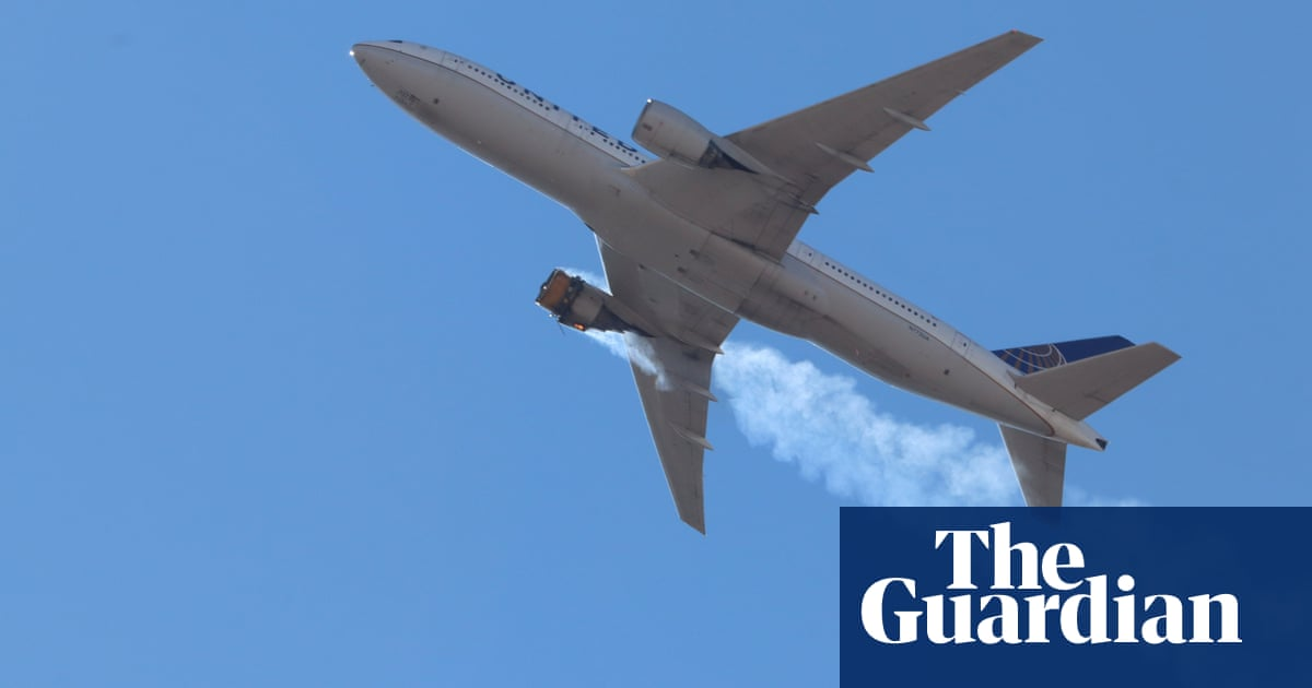 Boeing 777s grounded around world after Denver engine failure