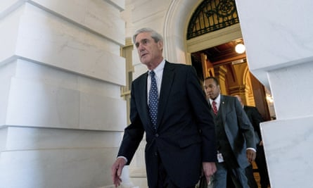 The expansion of the blacklist represents an endorsement of Mueller's investigation into Russian meddling.