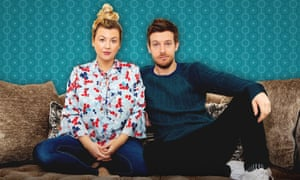 Rosie and Chris Ramsey of Shagged Married Annoyed.