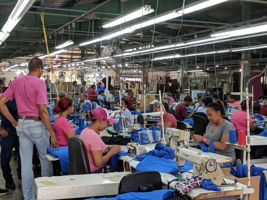Alta Gracia, a US-owned garment factory produces sportswear for 600 US colleges with the 'living wage' and values of 'dignity and respect' at its core.