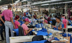 'If it weren't for Alta Gracia, I don't know what I would have done,' said Patricia, one of the factory's workers.