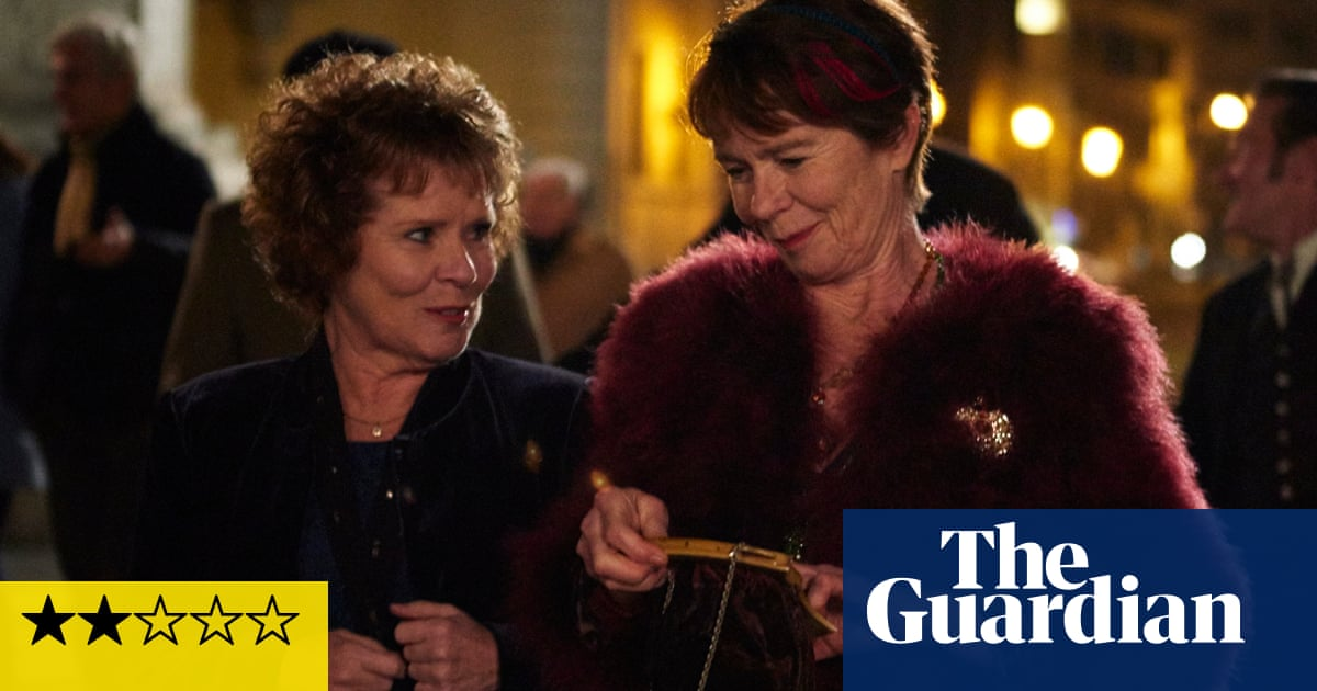 finding your feet review starry cast save creaky golden years britcom film the guardian - Finding John Christmas Cast