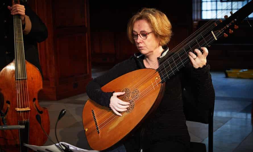 Melodic lines ... Dunedin Consort.