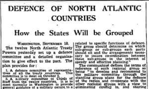 The Guardian, 19 September 1949.