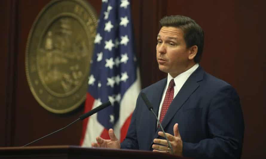 Critics of the anti-trans bill have urged Ron DeSantis to reject it.