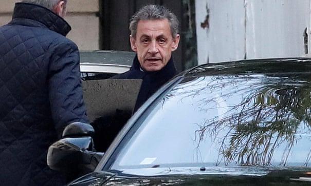 Nicolas Sarkozy faces formal investigation over alleged Libya funding