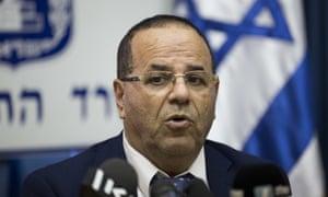 Ayoob Kara, Israel's communications minister