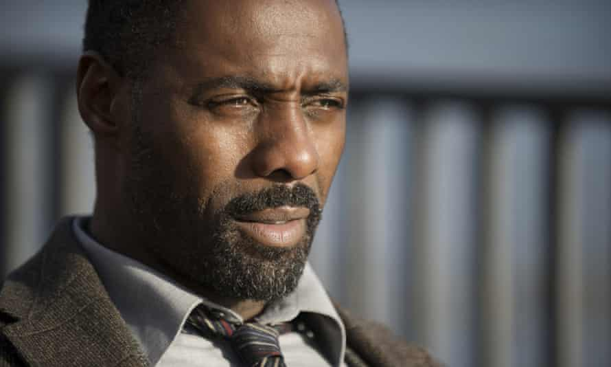LUTHERTHIS PICTURE IS UNDER EMBARGO UNTIL TUES 11th MAY 2010 HIGH RES IMAGE Picture shows: DCI John Luther (Idris Elba) TX: BBC One